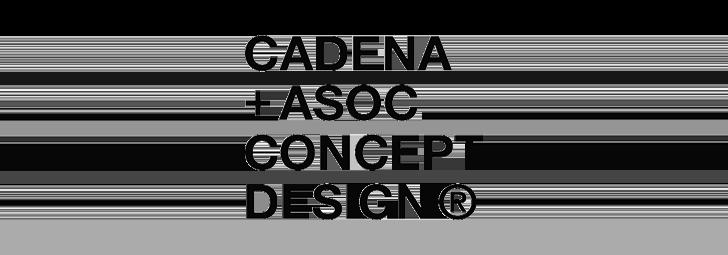 Cadena + asoc. concept design