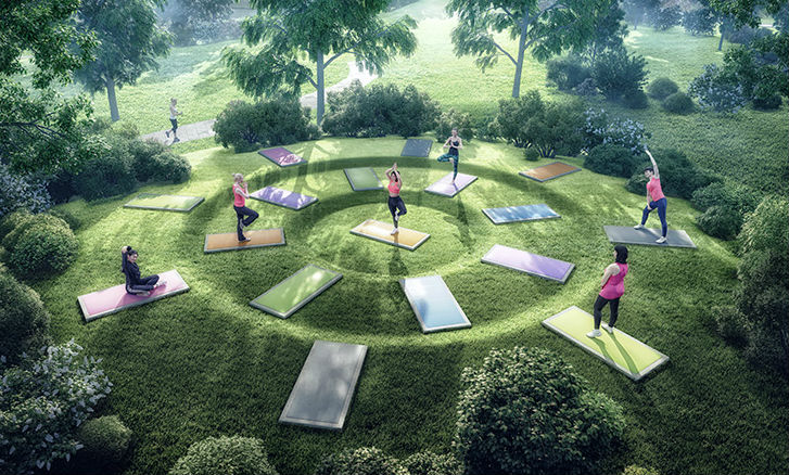 Manigua - Yoga garden